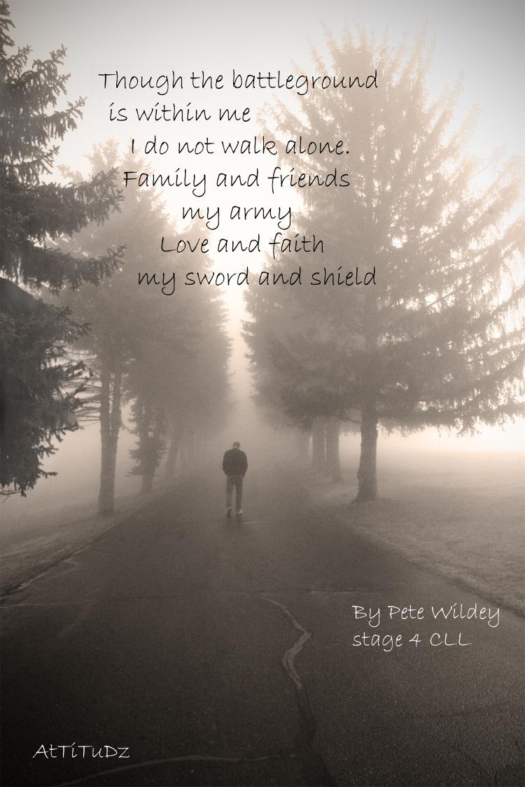 Walk alone_rs